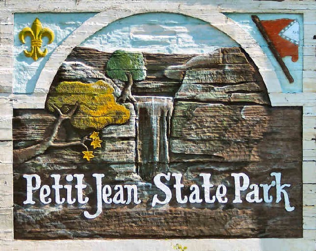 Petit Jean State Park - Mather Lodge
